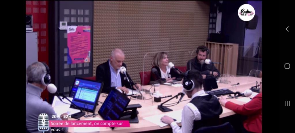 Web radio éphémère Scree164