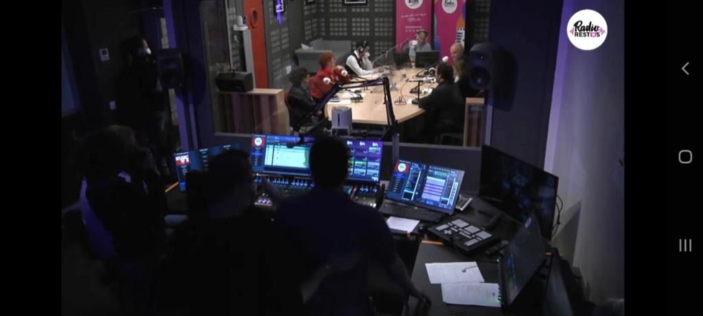 Web radio éphémère Scree165