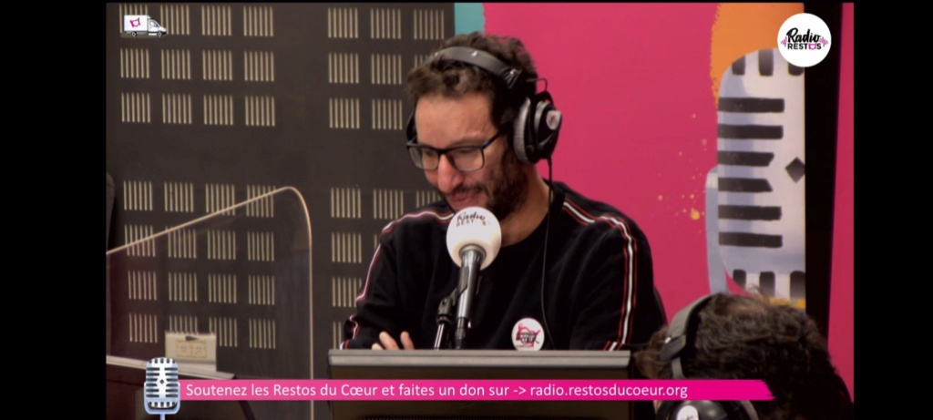 Web radio éphémère Scree166