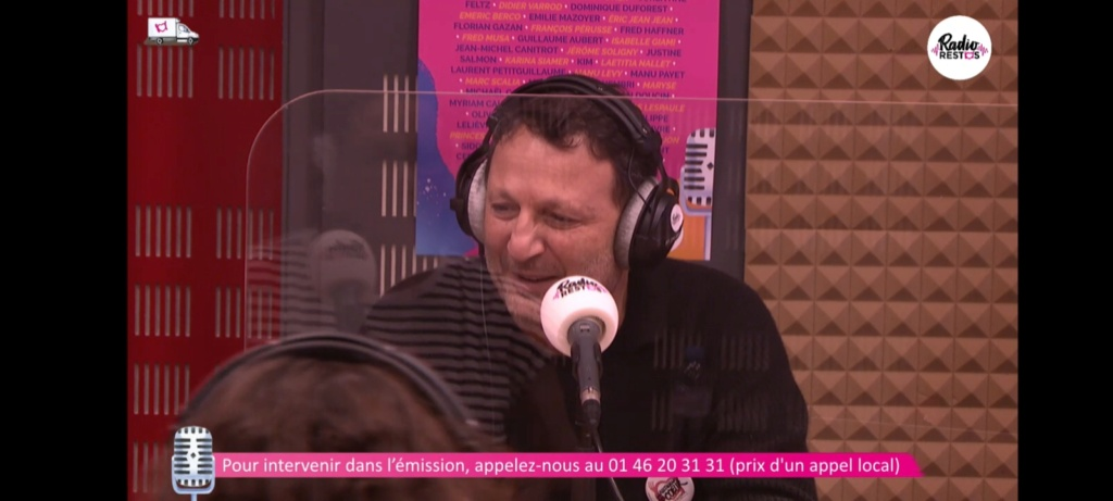 Web radio éphémère Scree167