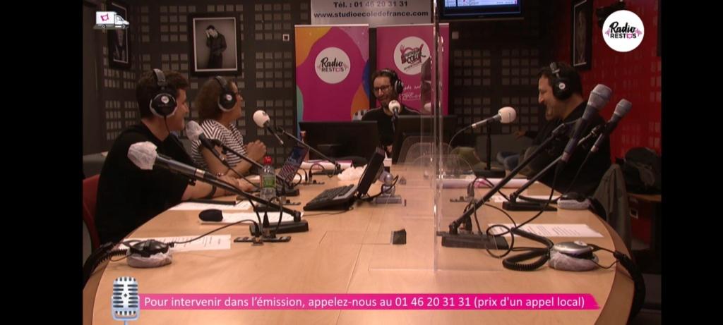 Web radio éphémère Scree168