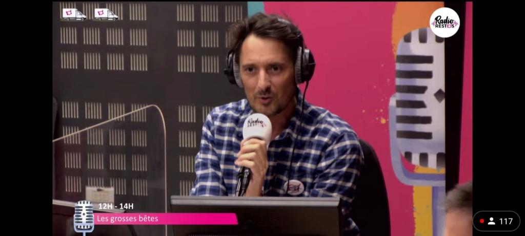 Web radio éphémère Scree169