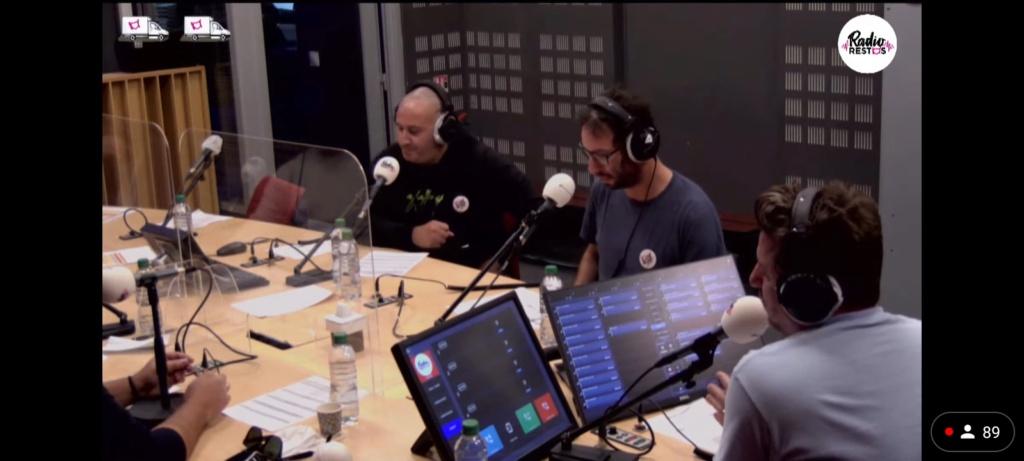 Web radio éphémère Scree183