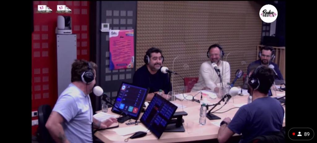 Web radio éphémère Scree184