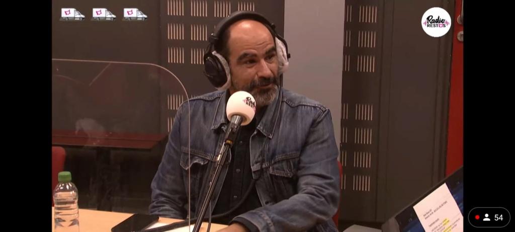 Web radio éphémère Scree186
