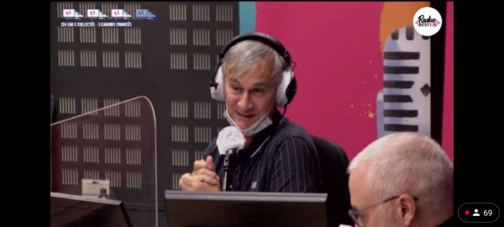 Web radio éphémère Scree189