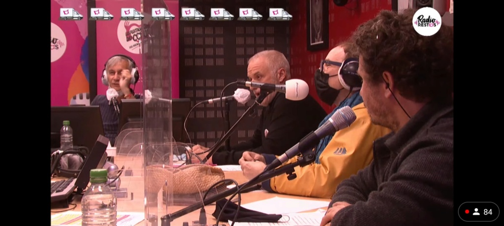 Web radio éphémère Scree191