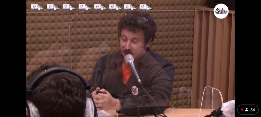 Web radio éphémère Scree192