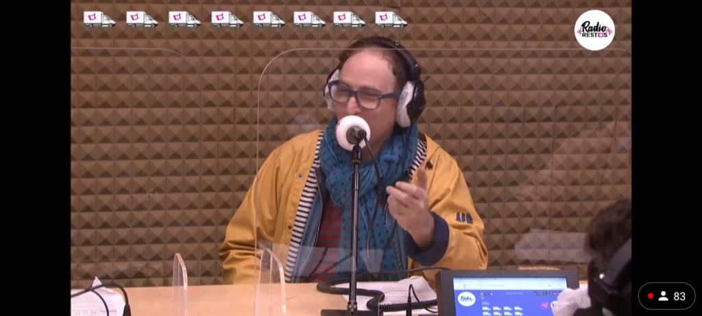 Web radio éphémère Scree194