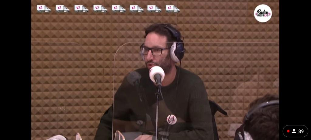 Web radio éphémère Scree195