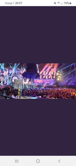 TÉMOIGNAGE et PHOTOS <> Concert du mercredi 15 janvier 2020 à 19h30 Screen37
