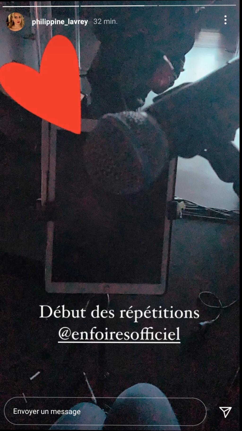 INDISCRÉTION & ENREGISTREMENT TV : Le spectacle à eux lieu du 14 au 17 janvier 2021 (sans public) - Page 5 Screen80