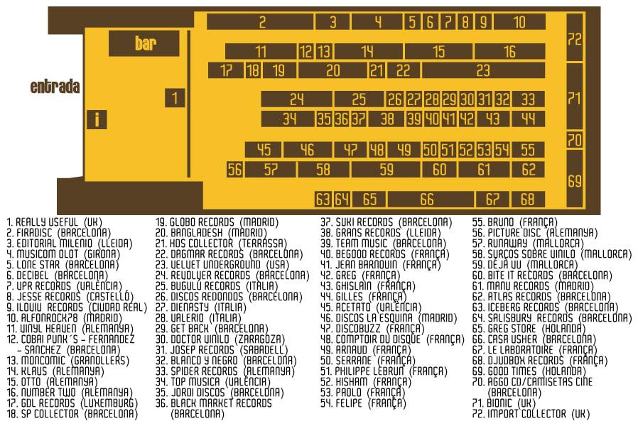Fira Internacional del Disc de Barcelona 72259910