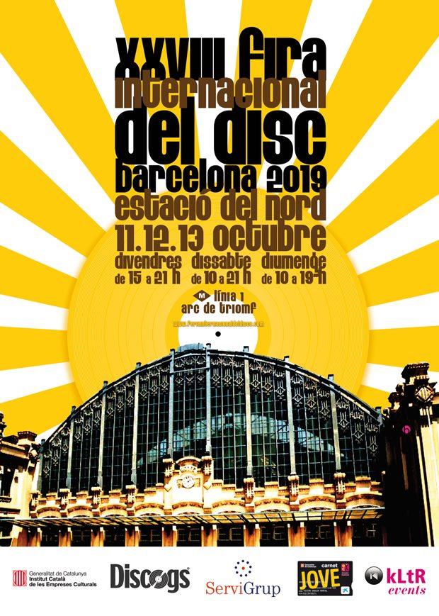 Fira Internacional del Disc de Barcelona 72458410