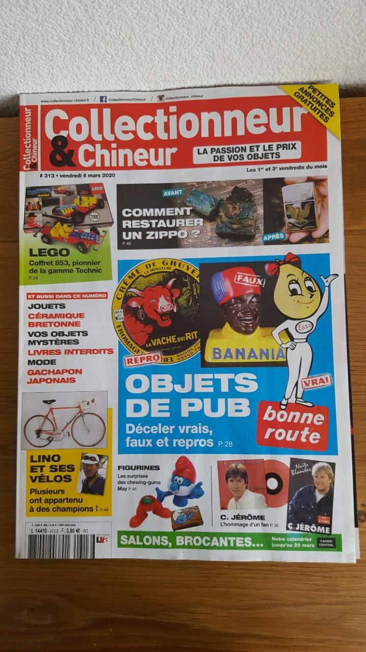 Collectionneur chineur n°313 du 6 mars 2020 Collec19