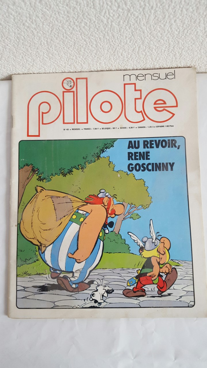 Ma collection - Page 3 Pilote14