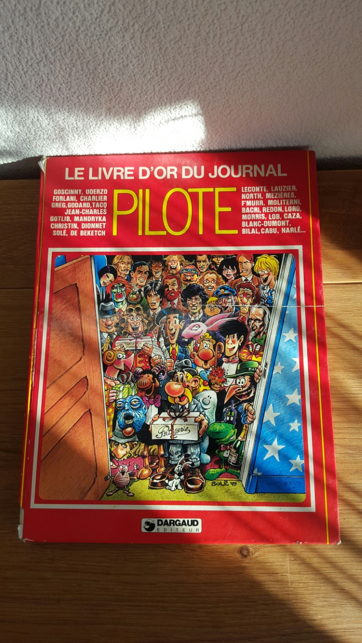 Ma collection - Page 10 Pilote26