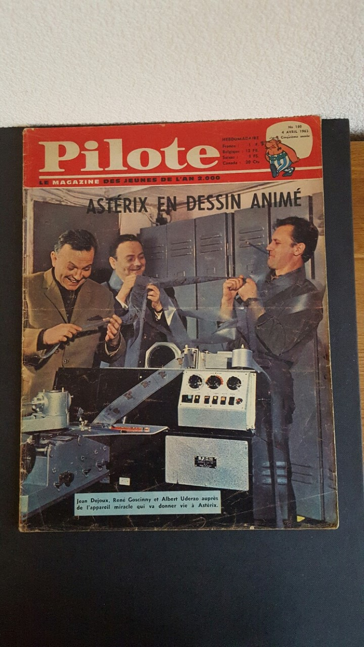 Ma collection - Page 27 Pilote37