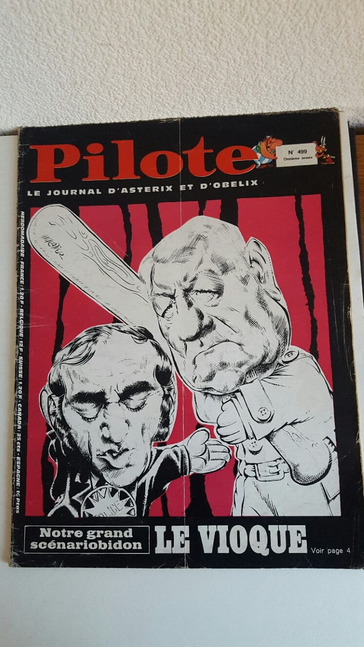 Ma collection - Page 35 Pilote50