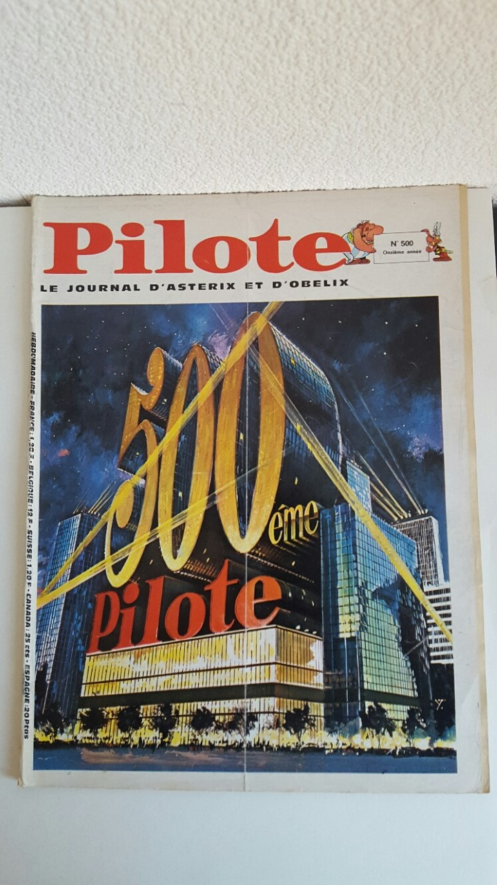 Ma collection - Page 35 Pilote52