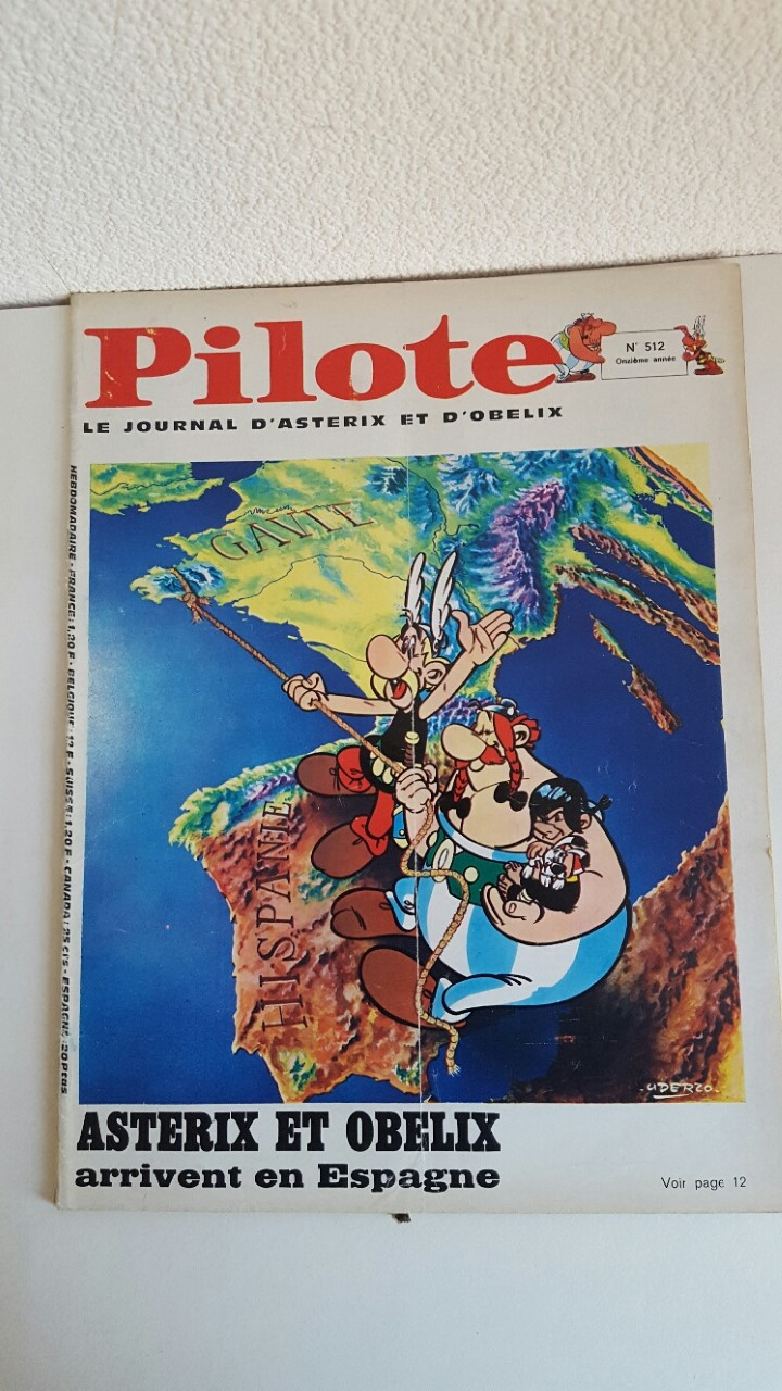 Ma collection - Page 36 Pilote57