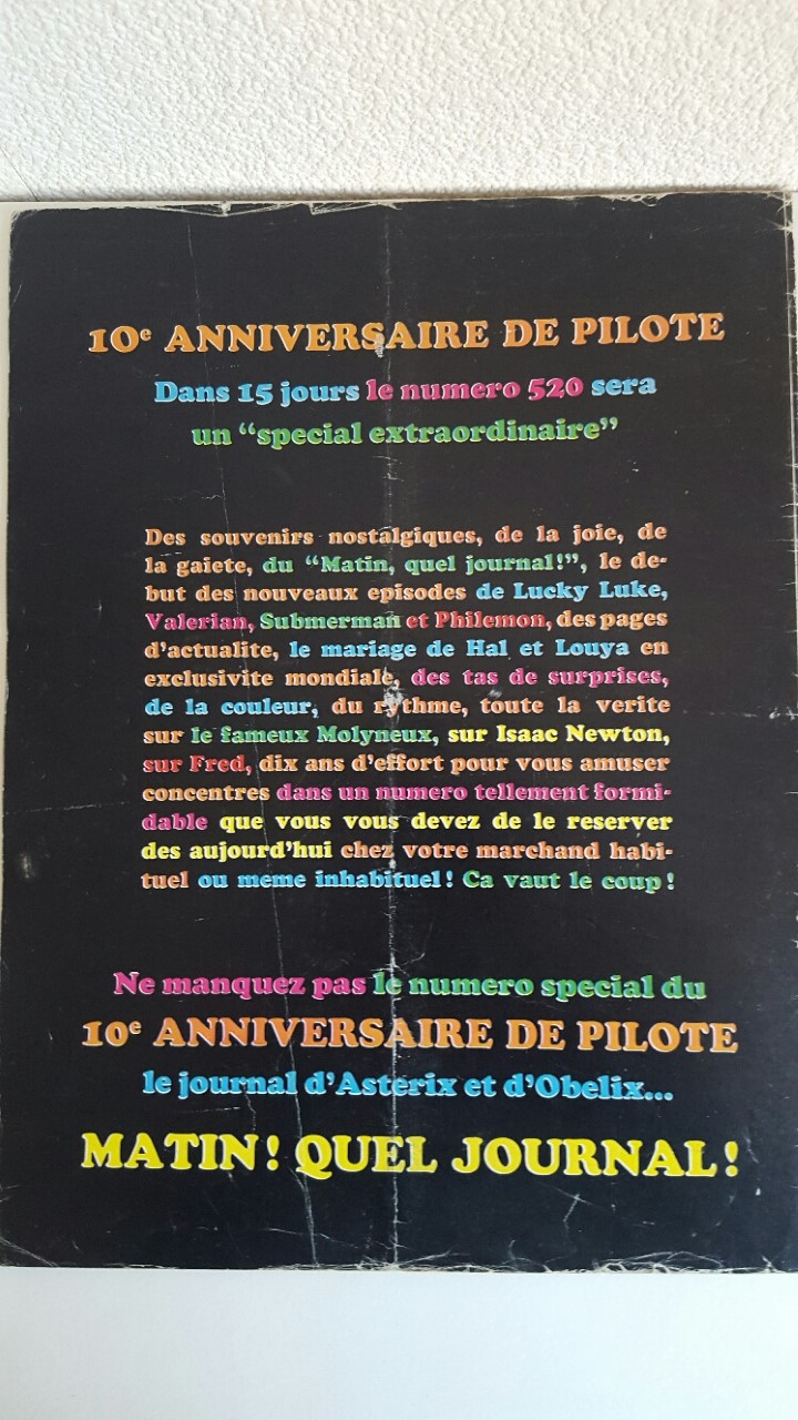 Ma collection - Page 36 Pilote59