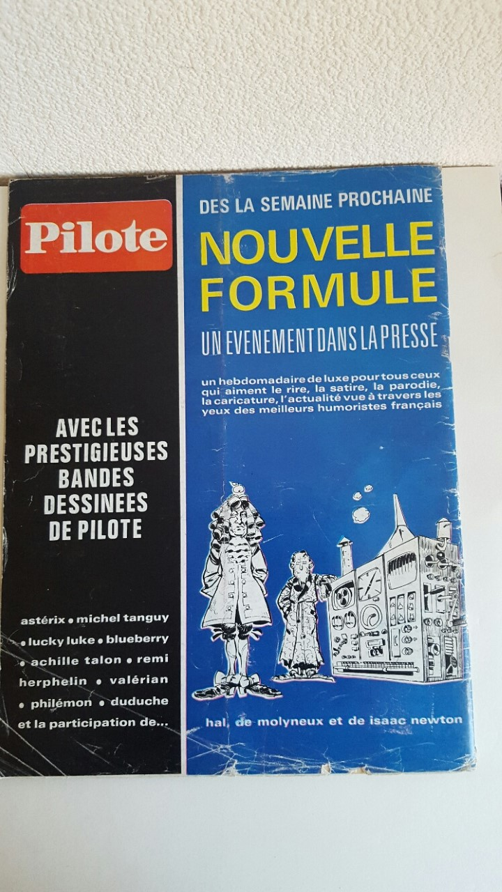 Ma collection - Page 36 Pilote61