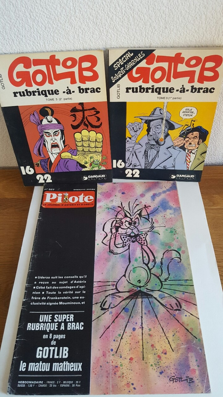 Ma collection - Page 36 Pilote65
