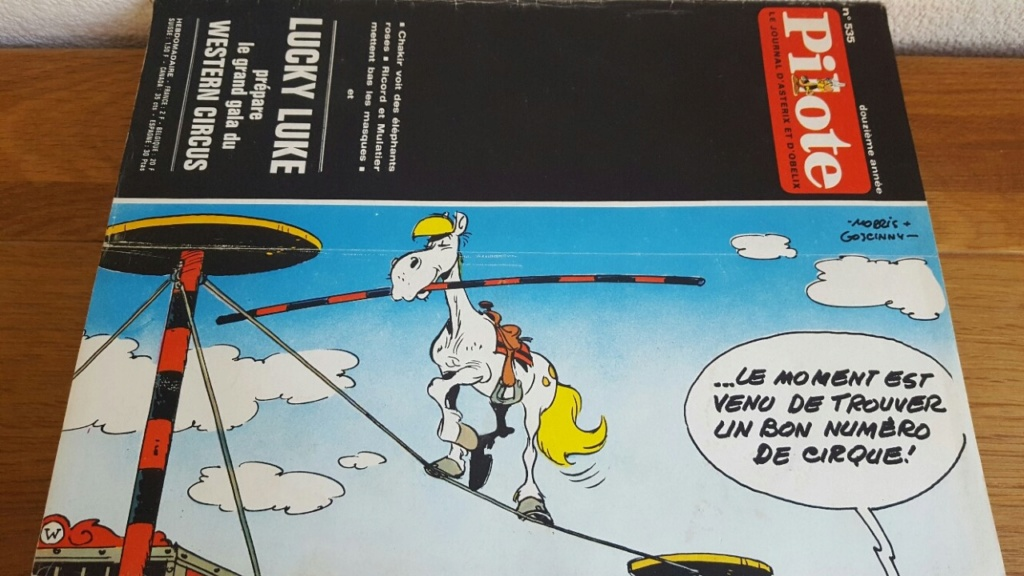Ma collection - Page 36 Pilote69