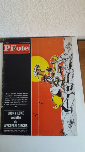 Ma collection - Page 36 Pilote71