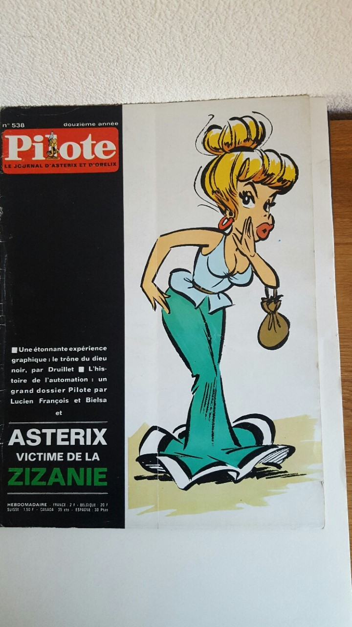 Ma collection - Page 36 Pilote73