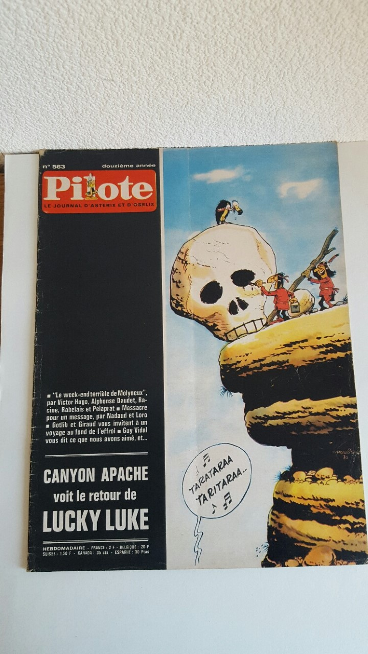 Ma collection - Page 36 Pilote86