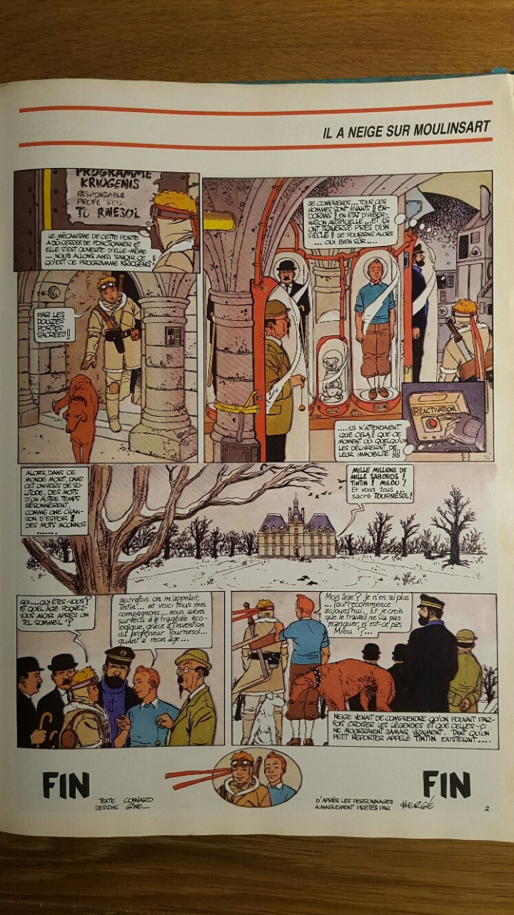 Ma collection - Page 26 Tintin23