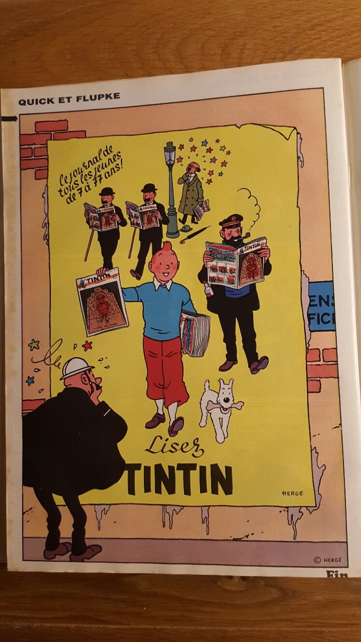 Ma collection - Page 26 Tintin26
