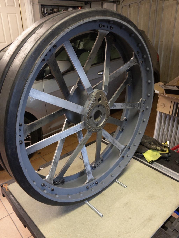 Rear wheel 4353bb10