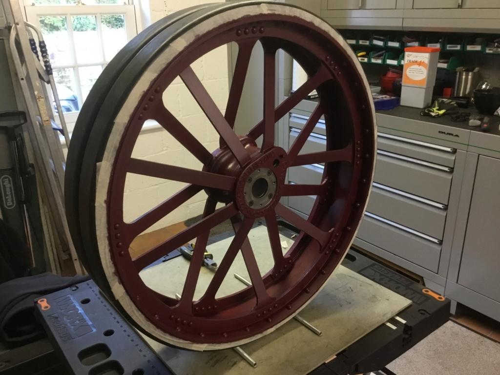 Rear wheel 91375d10