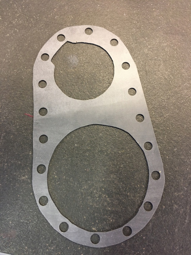 Help - Cylinder Block Front Covers / Rear Piston cover sealant query Ca5c6210