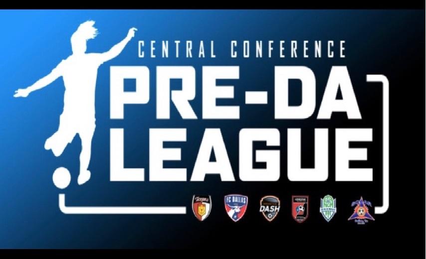 Central Conference Pre-DA League for '08 and '09 Preda111
