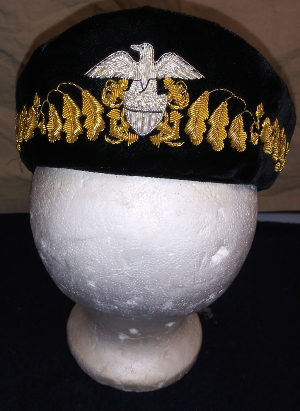 RARE US Navy Full Dress Female Officer's Tiaras 20191214