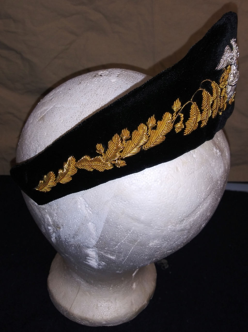 RARE US Navy Full Dress Female Officer's Tiaras 20191215