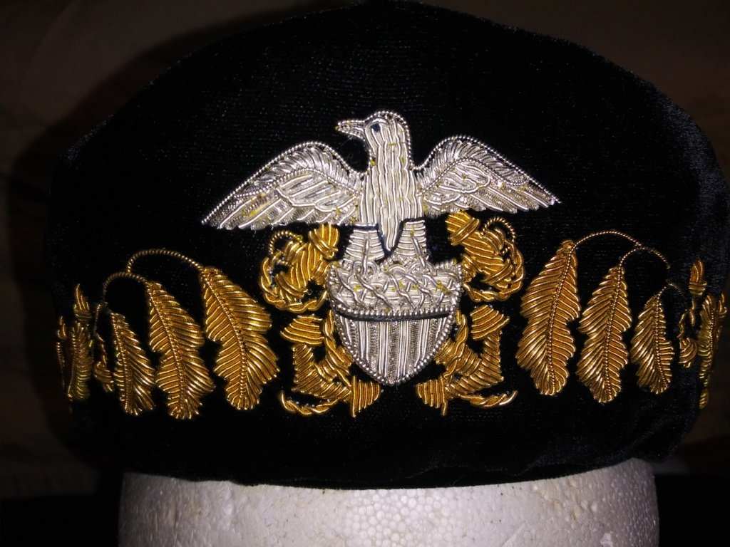RARE US Navy Full Dress Female Officer's Tiaras 20191216