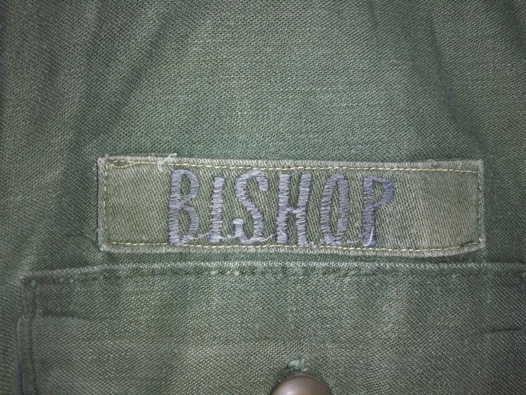 A few Vietnam War era Army Shirts and Jackets 20191231