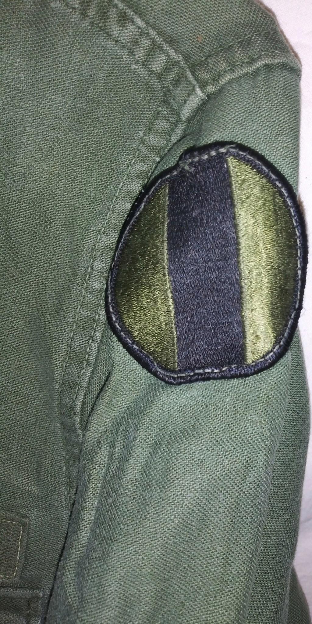 A few Vietnam War era Army Shirts and Jackets 20191234