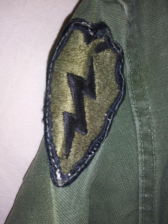 A few Vietnam War era Army Shirts and Jackets 20191235