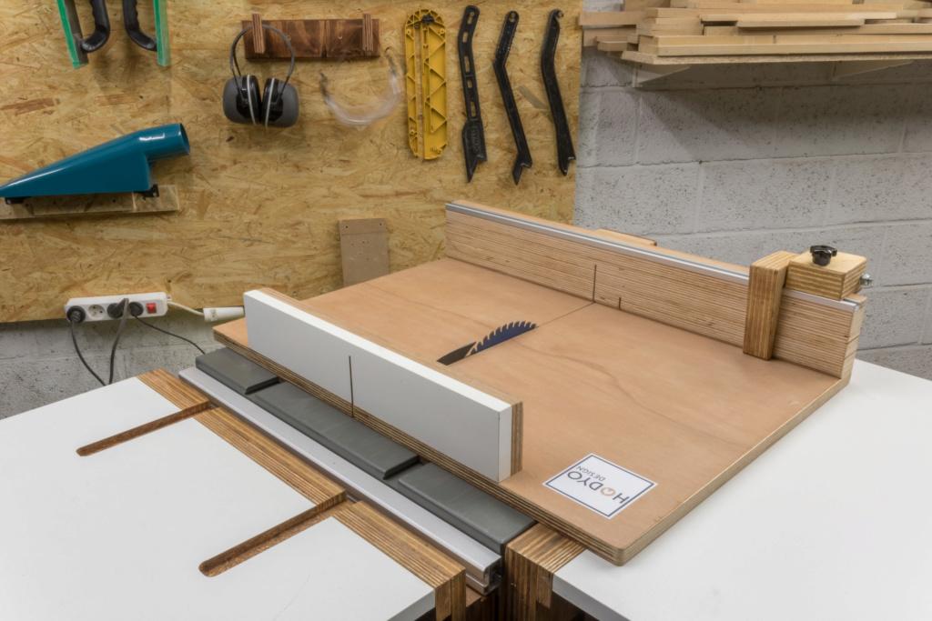 Mon projet de scie sous table - Page 2 Cross_10