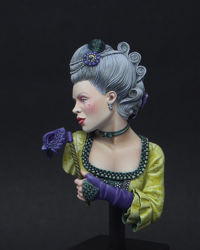Vu sur Putty & Paint Masque11