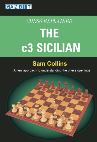 Sam Collins - Chess Explained The c3 Sicilian_PDF+PGN C310