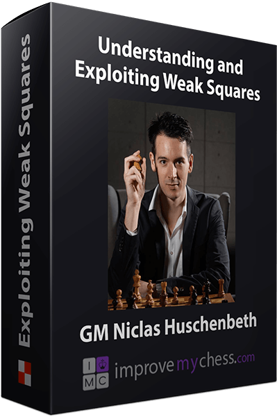 Anna's Essential Endgames Course by IM Anna Rudolf and Understanding and Exploiting Weak Squares by GM Niclas Huschenbeth Mc11