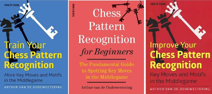 Chess Pattern Recognition by Arthur van de Oudeweeter (Vol.1-3) PDF+PGN Prr10