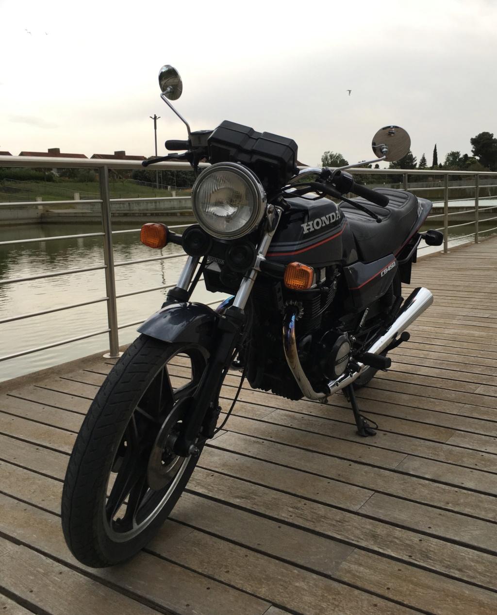 OS presentó mi nueva moto: Honda CB 450 DX Img_0513